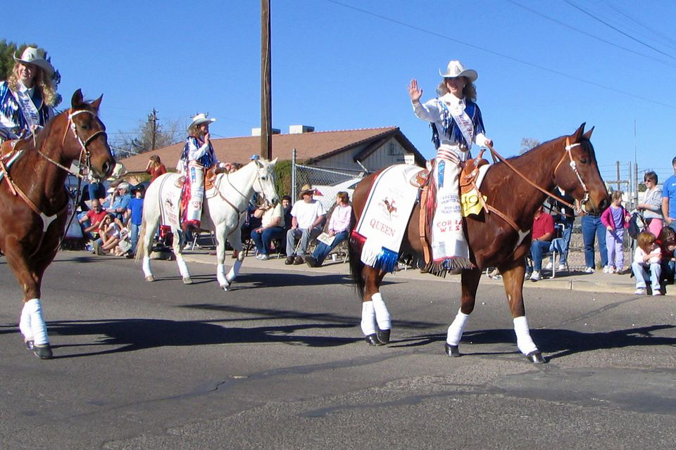 Gold Rush Days Parade