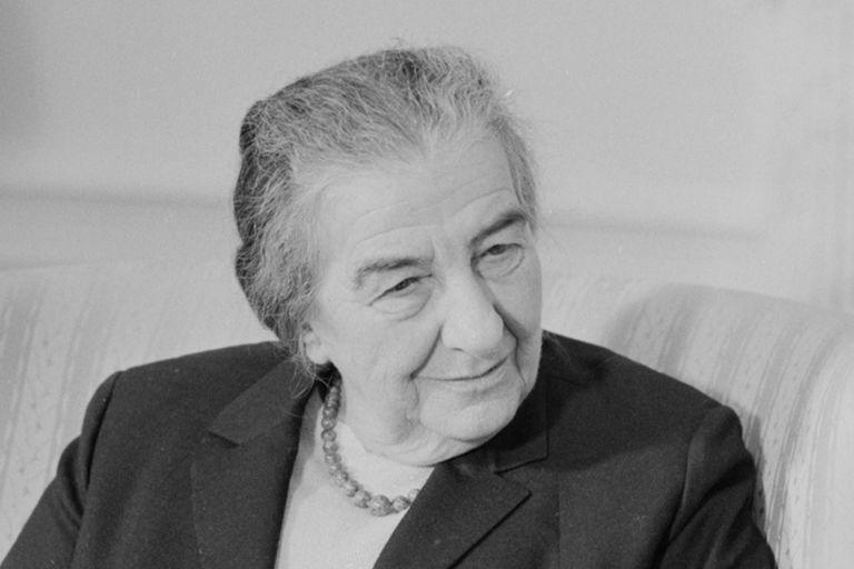 Golda Meir 1973