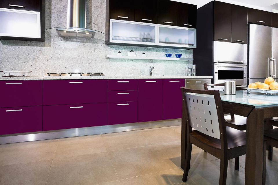 Basic design layouts for your kitchen for Single wall kitchen designs
