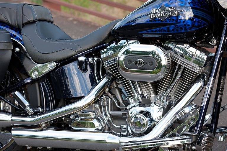 2012 Harley Davidson Cvo Softail Convertible Review And Road Test