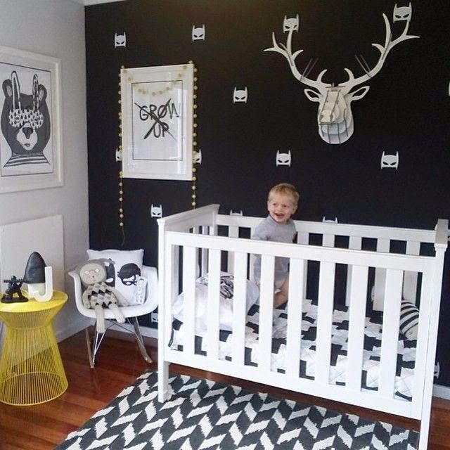 11 Cool Baby Nursery Design Ideas From Vertbaudet: Beyond Blue: 12 Unique Color Palettes For A Boy's Nursery