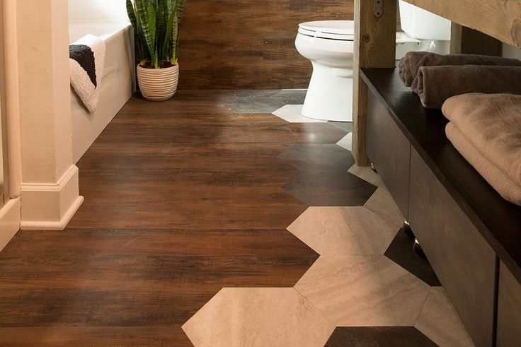 beautiful bathroom floors 17 simple ways to beautify a small bathroom without remodeling 12022