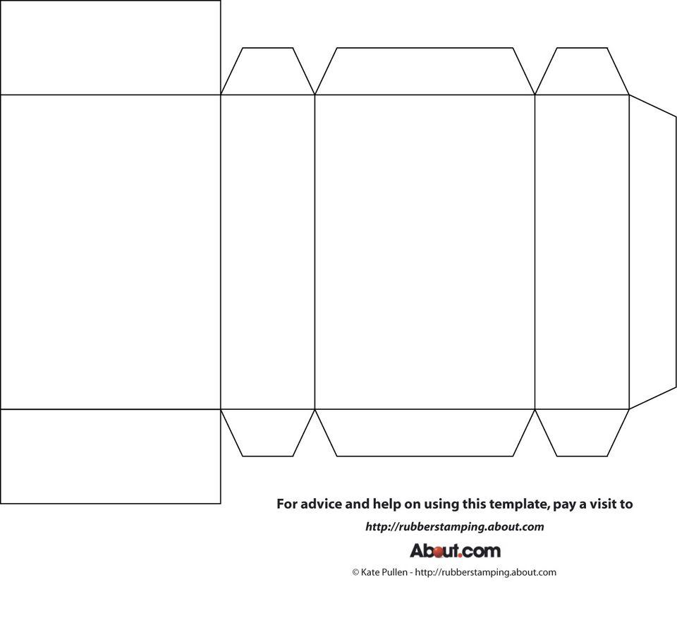 Basic Small Box Template For Customizing