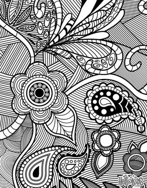 hello kids adult coloring pages - Printable Pages To Color