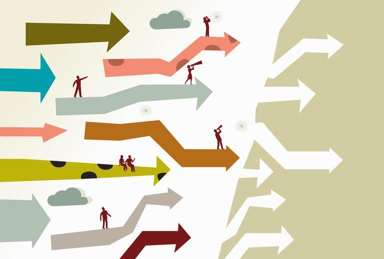 Choosing a field in psychology