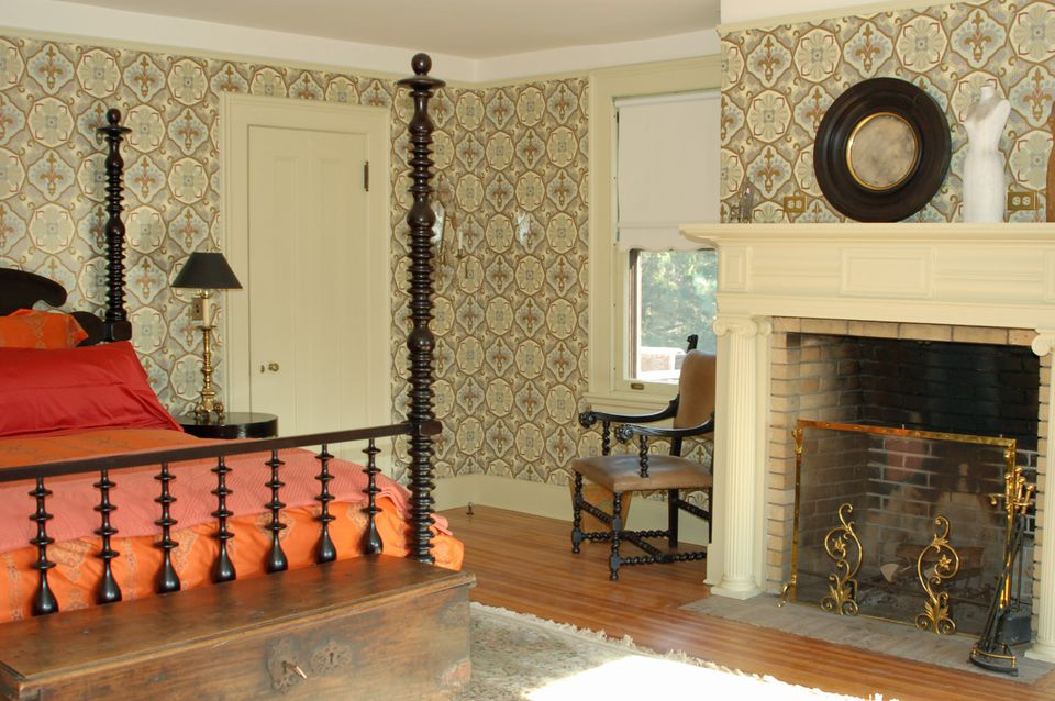New England Inns With Fireplaces in Each Room
