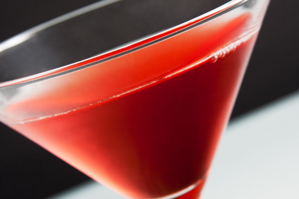 Charbay Vodka's Moroccan Cocktail
