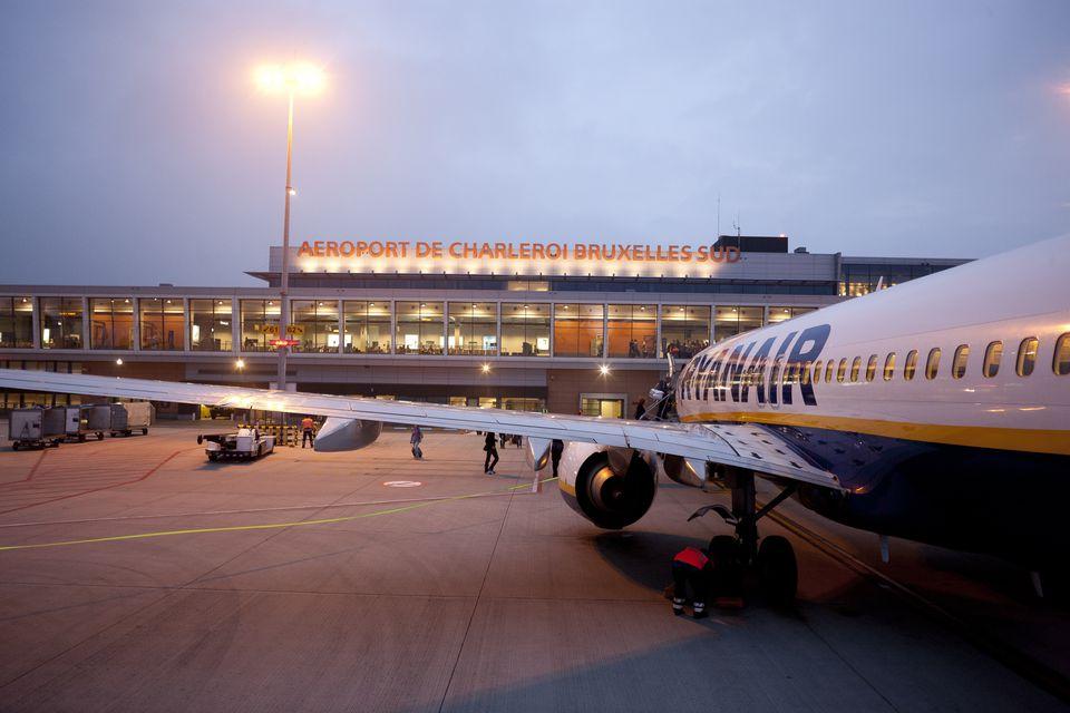 Belgium - Transportation - Ryanair