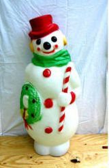 Where to Buy Blow Mold Yard Decorations