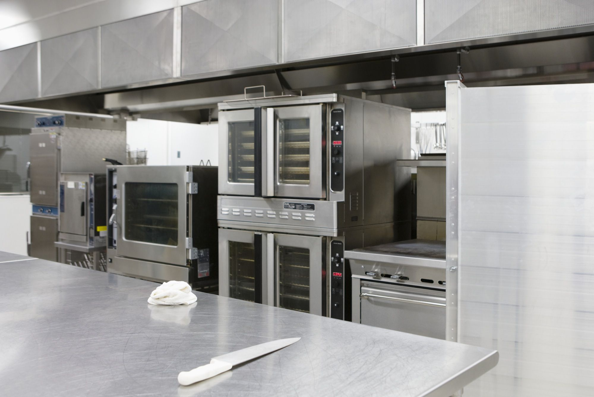 Basics of Professional Restaurant Equipment