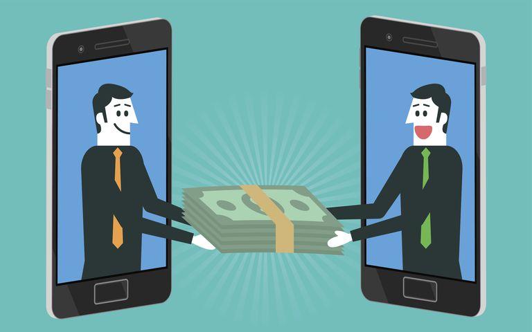 Mobile money transfer