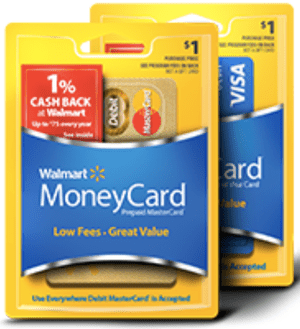 Walmart Prepaid Credit Card