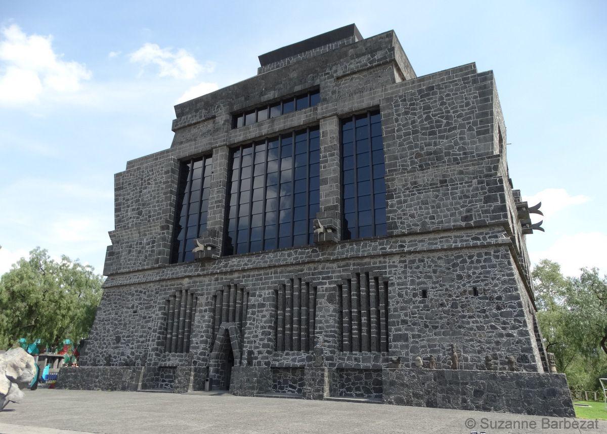 Check Out Anahuacalli, Diego Rivera's Pre-Hispanic Art Museum