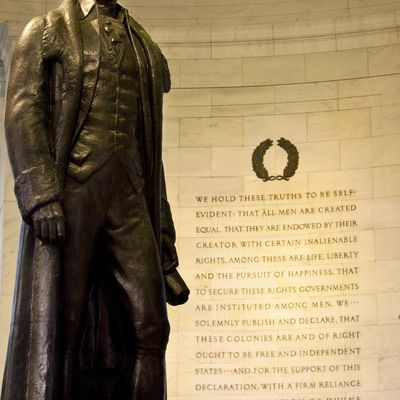"""a biography of the president of the united states thomas jefferson In the thick of party conflict in 1800, thomas jefferson wrote in a private letter, """"i  have  this powerful advocate of liberty was born in 1743 in albemarle county,   when jefferson was secretary of state in president washington's cabinet."""