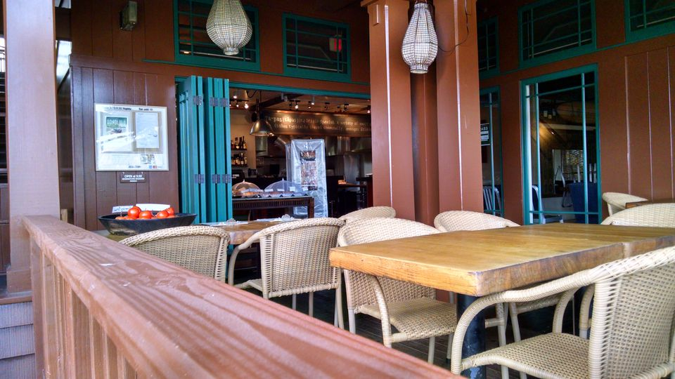 Bar Acuda, Hanalei