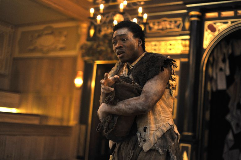 UK - William Shakespeare's The Tempest directed by Dominic Dromgoole at the Sam Wanamaker Playhouse Shakespeare Globe Th