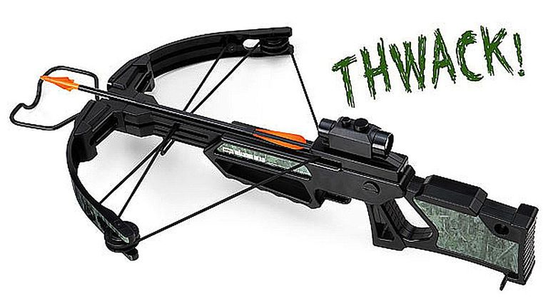 Daryl's Crossbow - The Walking Dead