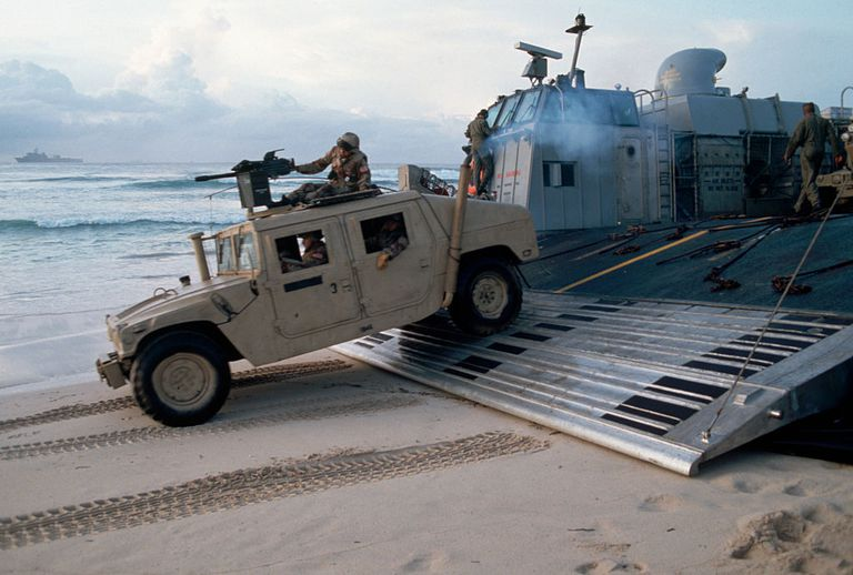 marine humvee - Motorcycle Mechanic Job Description
