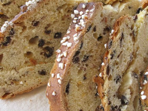 Easter Bread - Osterbrot from Germany - Recipe for Easter Bread
