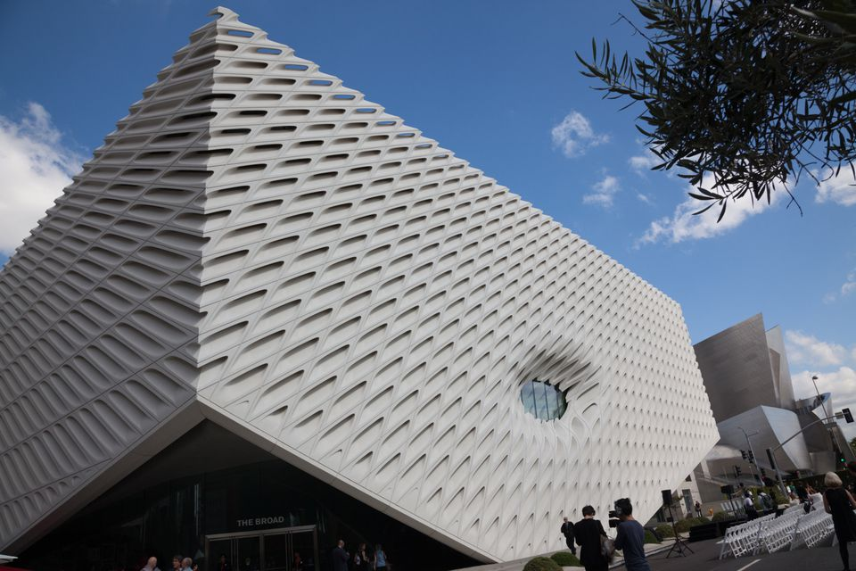 Top Architectural Sights In Los Angeles