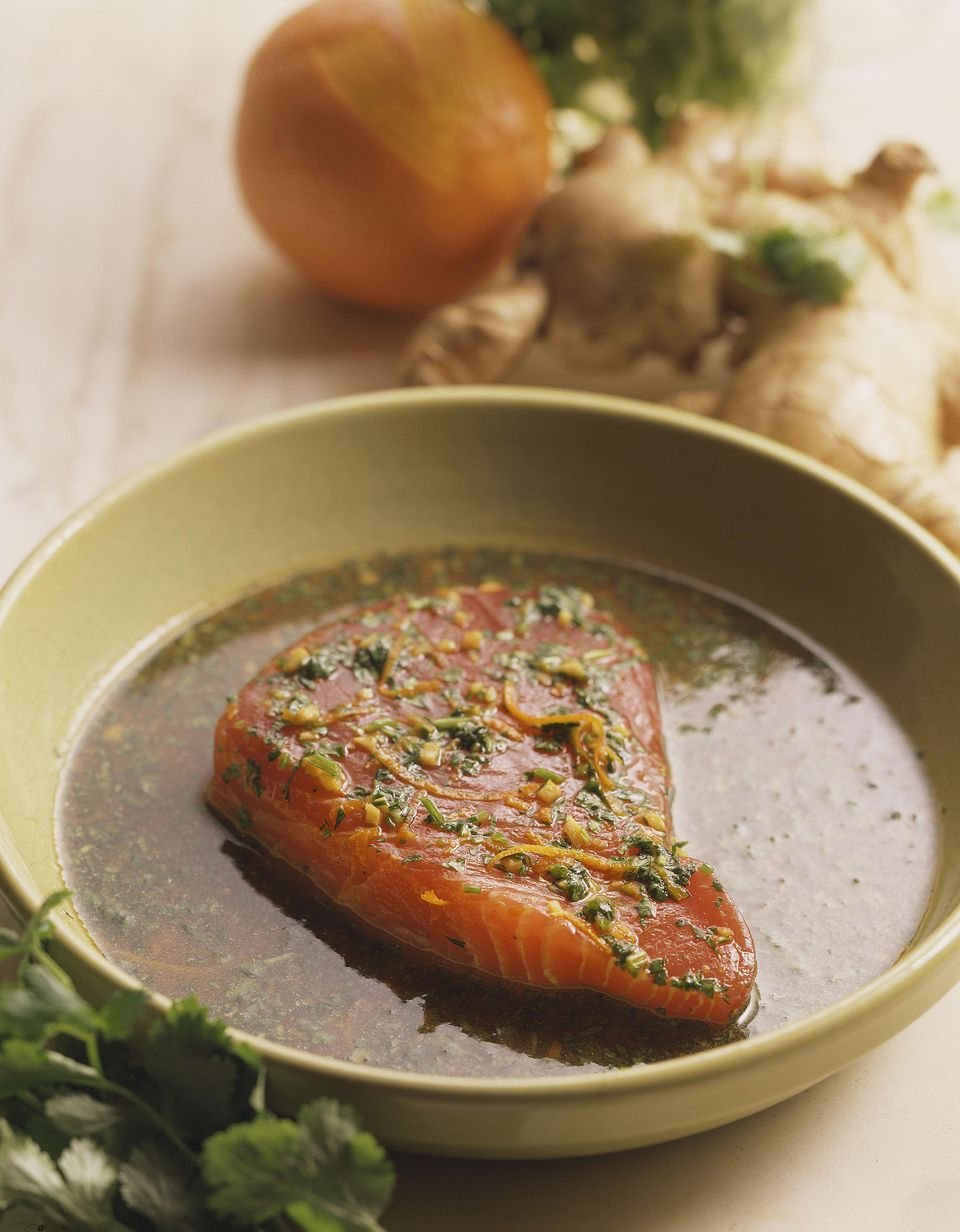 The Ultimate Fish Marinade