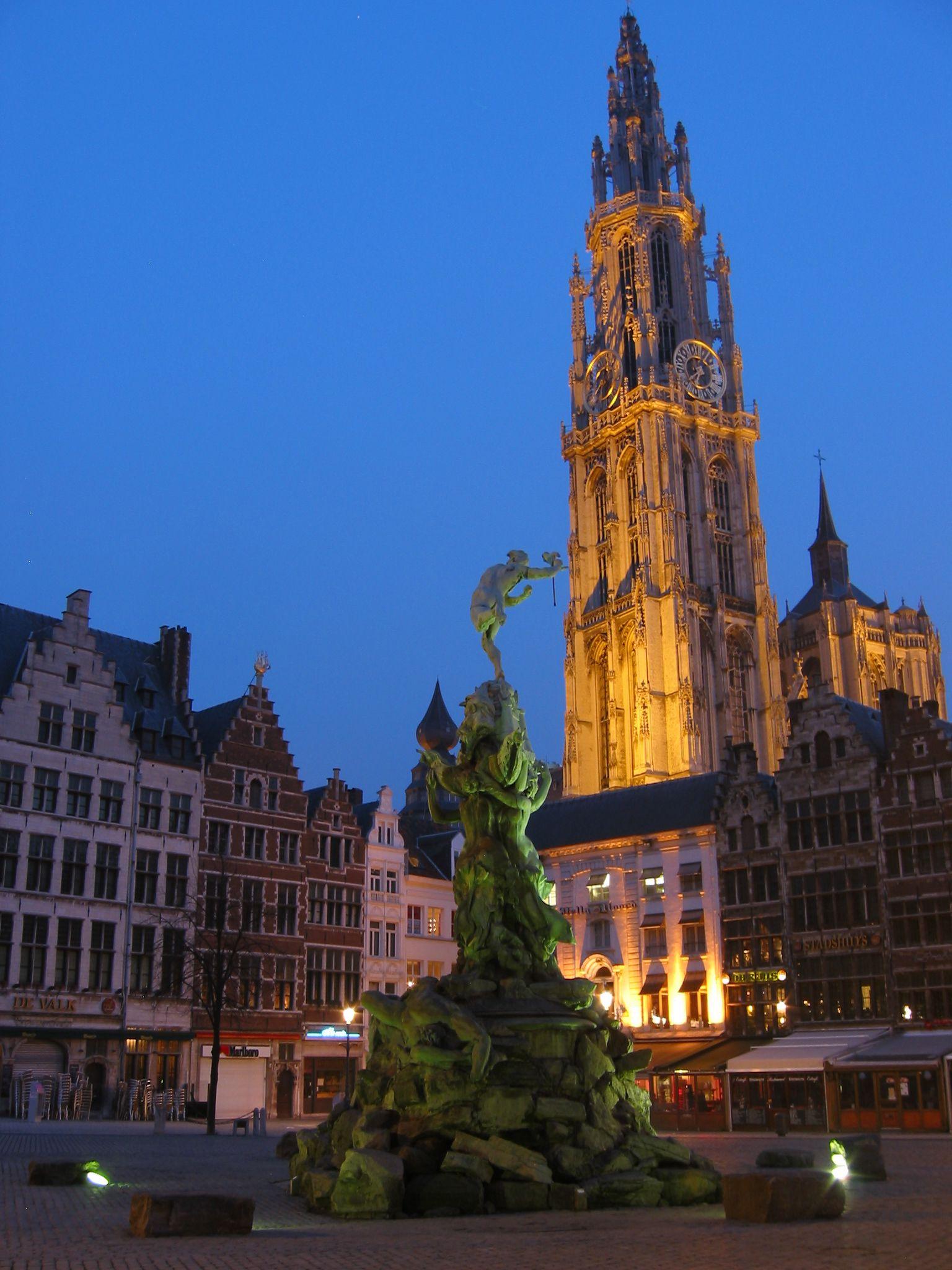 Gay antwerp belgium