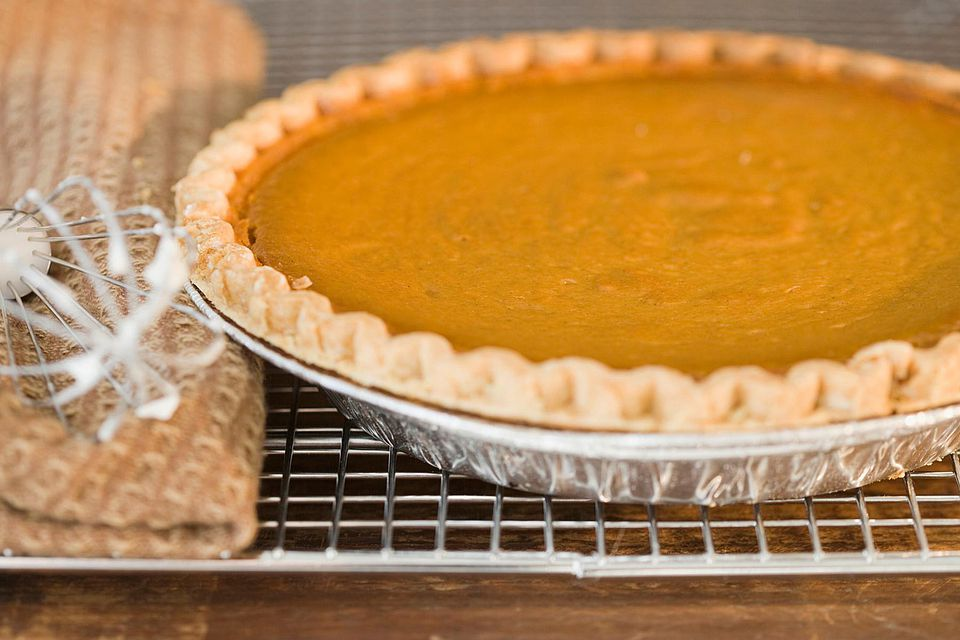 Cushaw or Pumpkin Pie