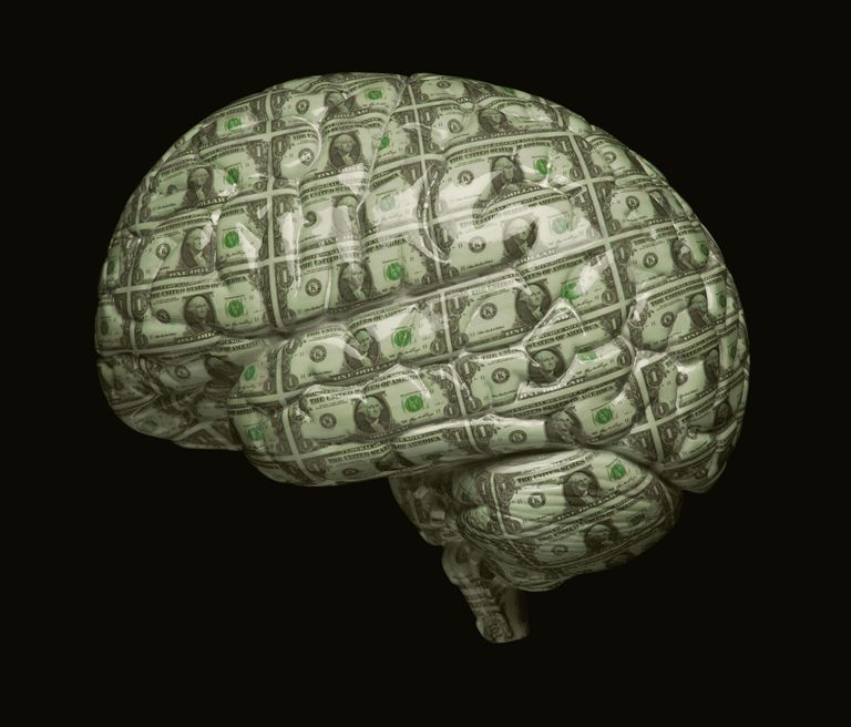 Money on the brain