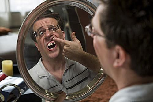 Ed Helms in The Hangover