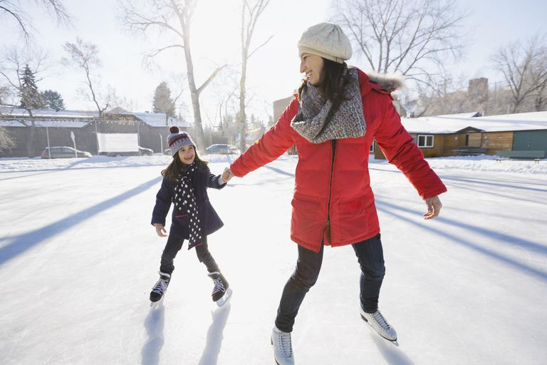 What Age Can Kids Ice Skate