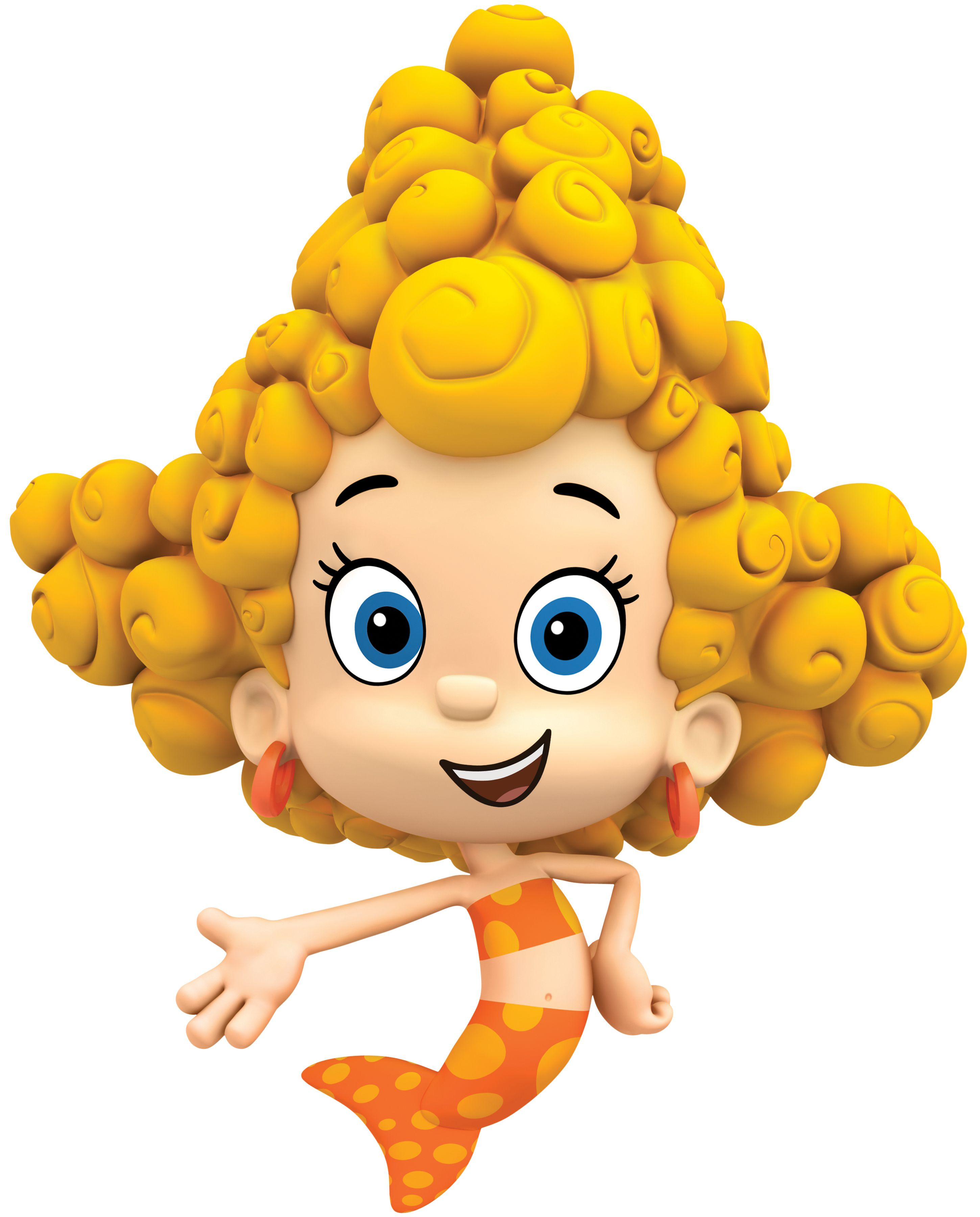characters from bubble guppies nick jr tv show
