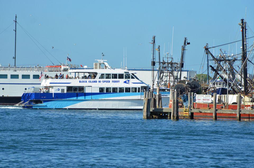 Block Island Car and Hi-Speed Ferries