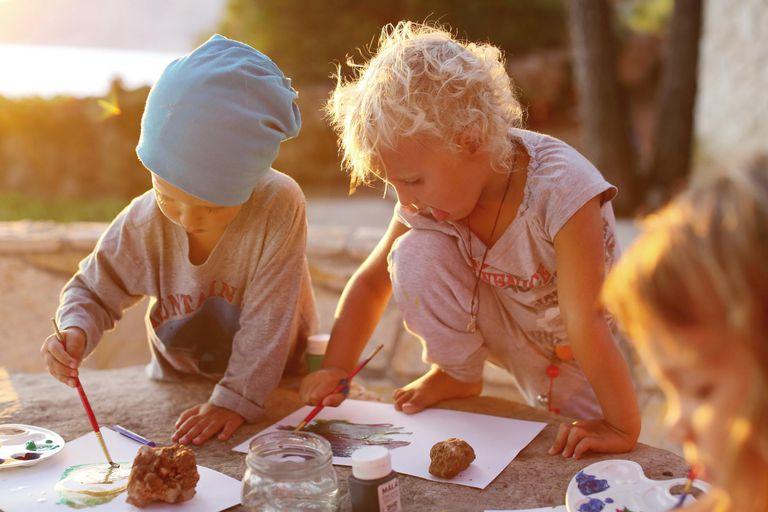 Child development theories explain how kids change and grow