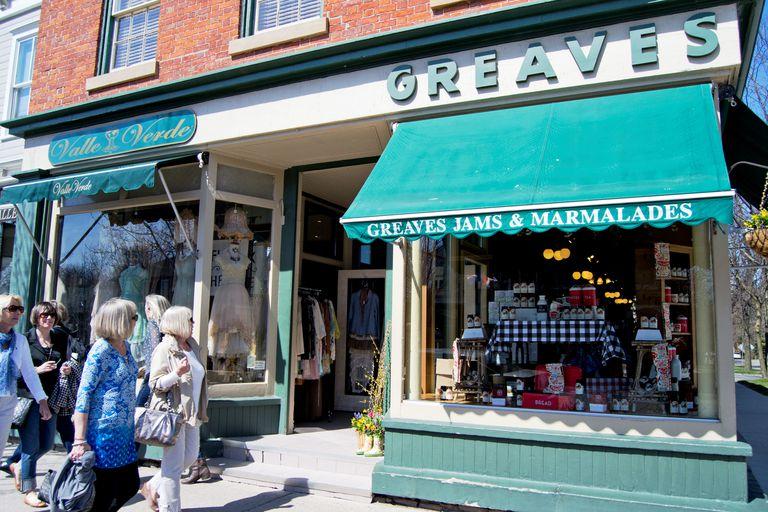 Shop on Queen Street.