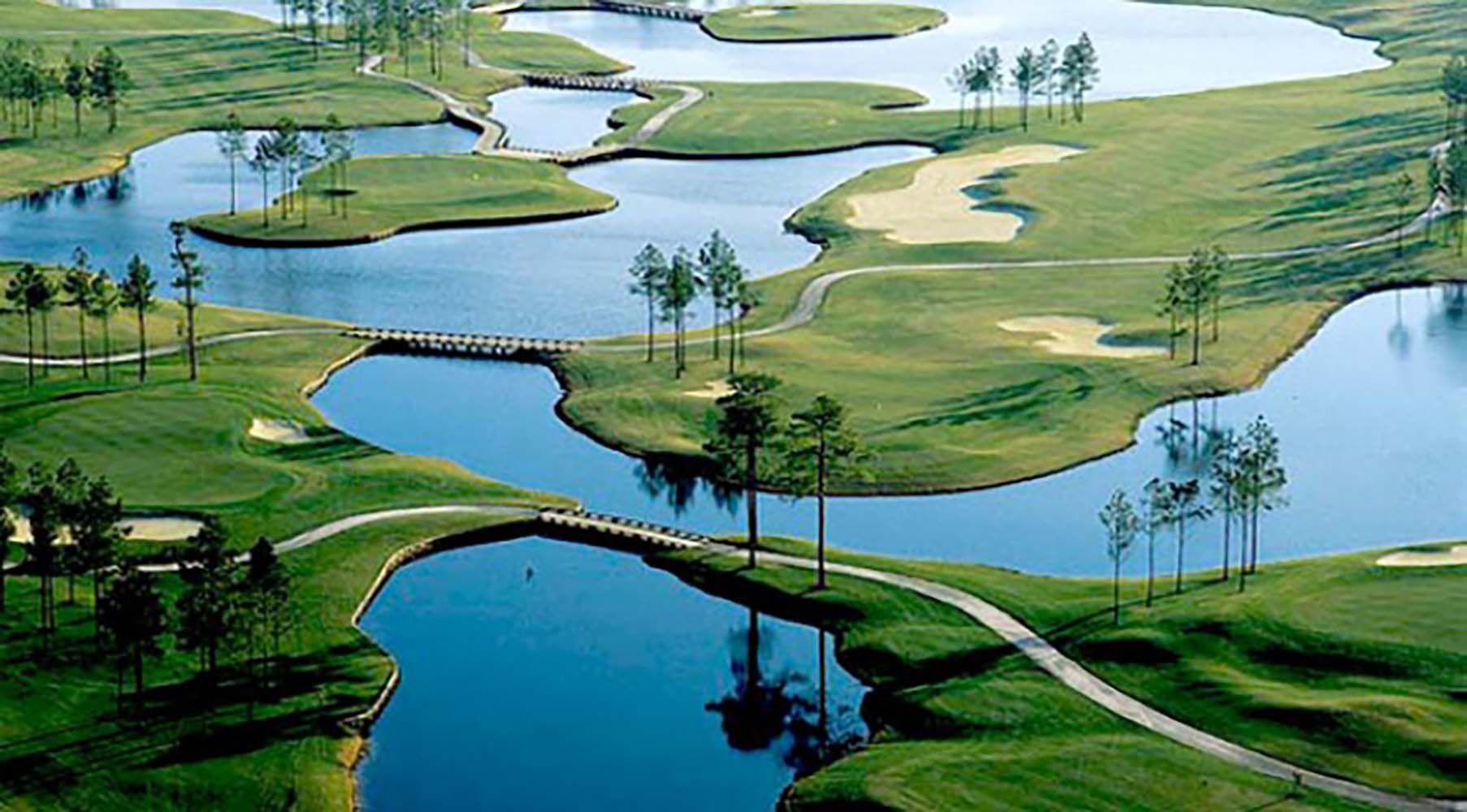 Five Best Golf Courses In Myrtle Beach South Carolina