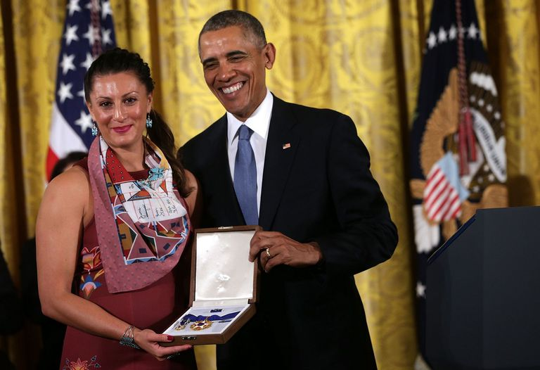 President Obama Presents The Presidential Medal Of Freedom Awards