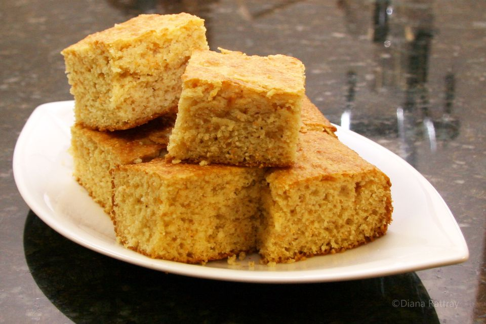 Honey Buttermilk Cornbread