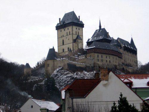 Karlstein Castle Prague