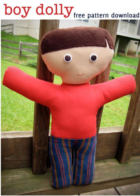 The 20 Best Free Doll Patterns  thesprucecraftscom