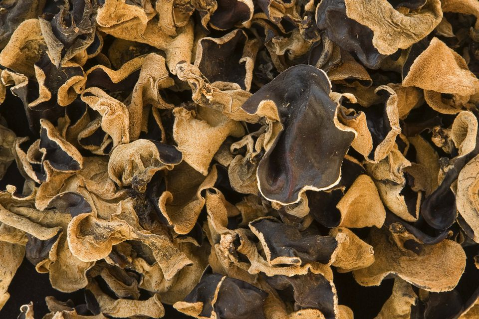 Cooking With Cloud Ear Fungus