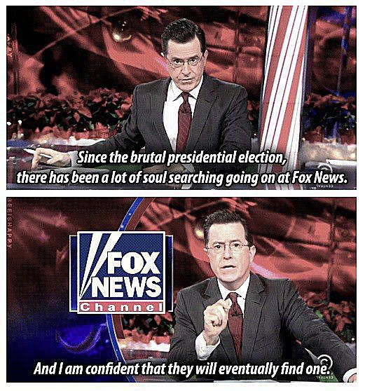 Funny Anti-Fox News Memes and Quotes