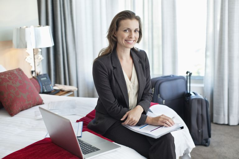 Treating traveling employees with respect means they shouldn't have to share rooms.