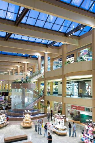 Scottsdale fashion square an upscale mall overview