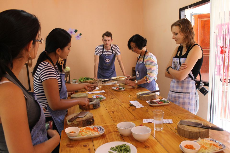 Cooking Classes in Charlotte