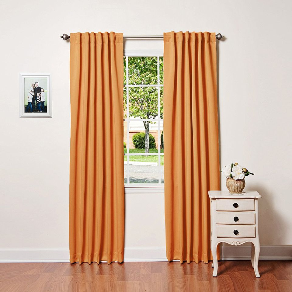 pin premier print of pc curtain drapes panels saffron yellow pair drape alex