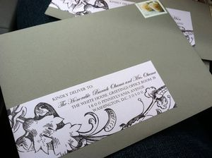 Address Label Templates - Wedding invitation templates: wedding address label template