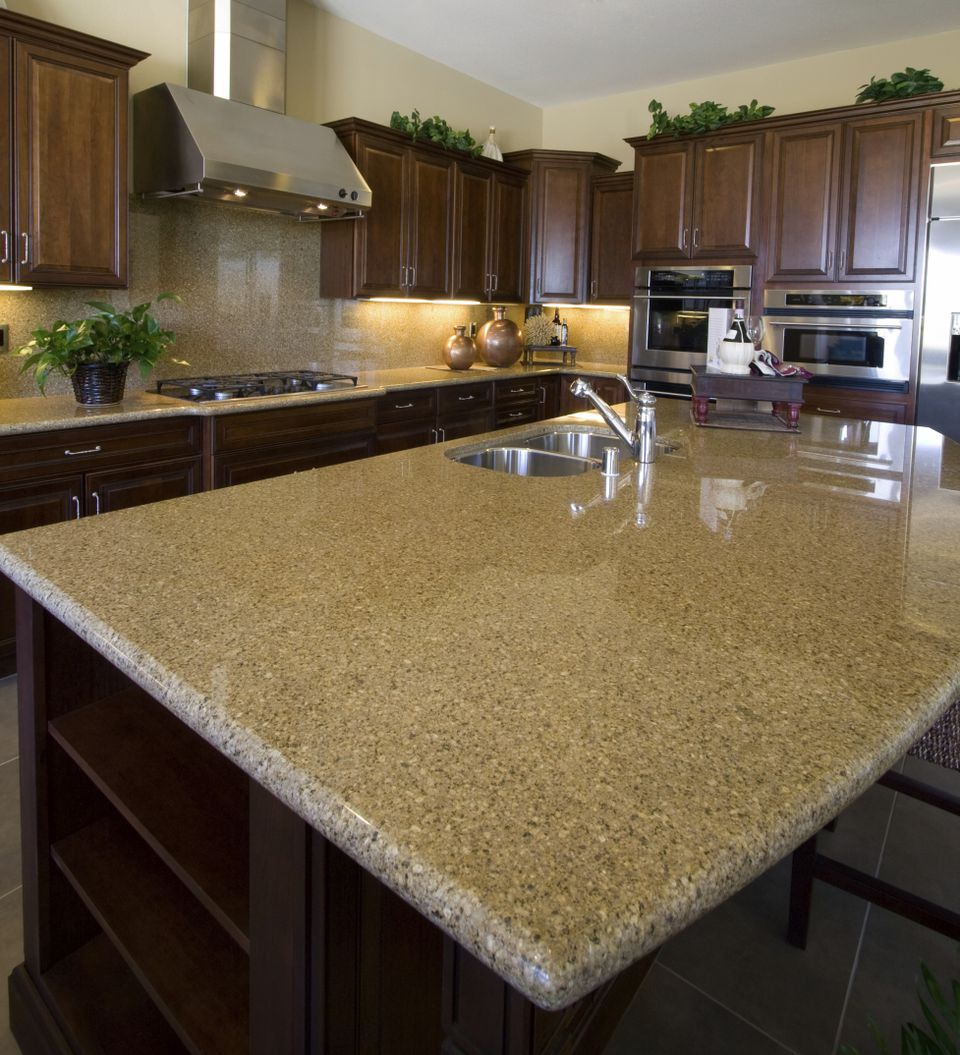 Granite Kitchen Countertop Prices: Cheap AND Elegant Material Choices For Kitchen Countertops