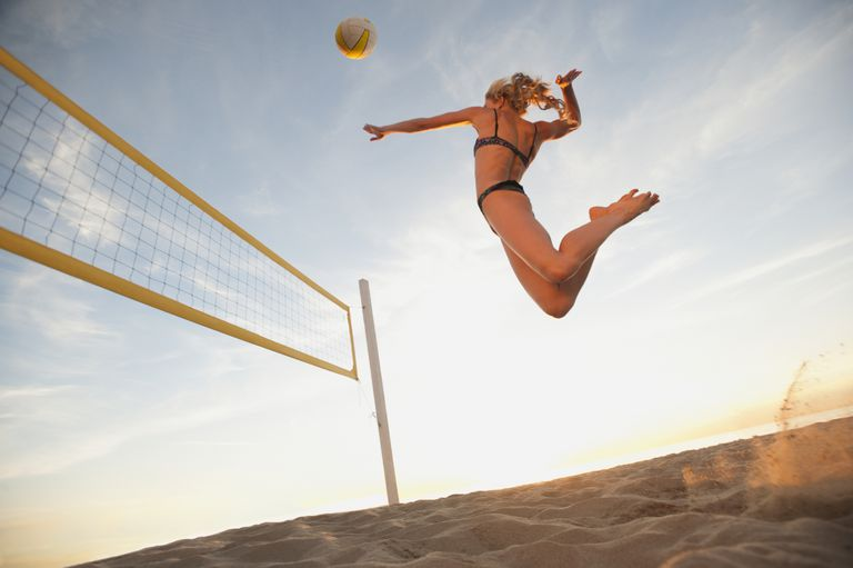 Understanding A Back Row Attack In Volleyball