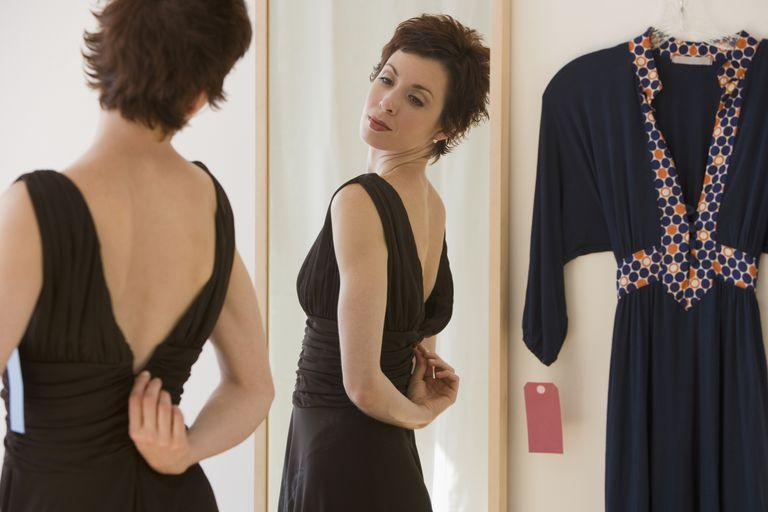eBay clothing returns