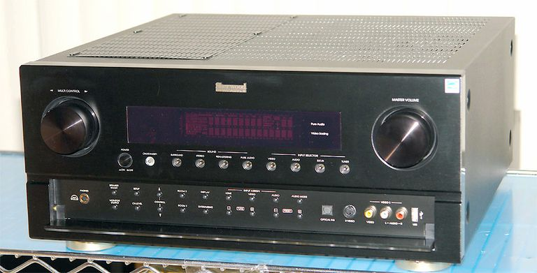Sherwood R-972 Home Theater Receiver